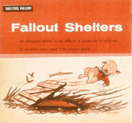 Do-it yourself instructions for Building Fallout Shelter